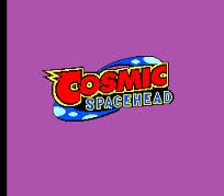 Cosmic Spacehead