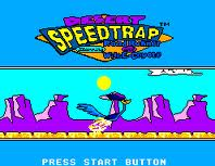 Desert Speedtrap Starring Road Runner and Wile E. Coyote