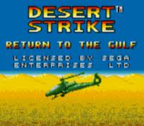 Desert Strike – Return to the Gulf