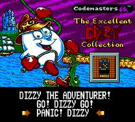 Excellent Dizzy Collection