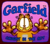 Garfield – Caught in the Act