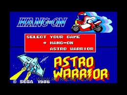 Hang-On n Astro Warrior