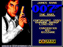 James Bond 007 – The Duel