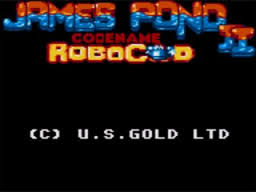 James Pond II – Codename RoboCod