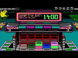 Play Klax Nintendo Game Boy game online