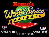 Nomo's World Series Baseball