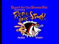 Ren n Stimpy – Quest for the Shaven Yak