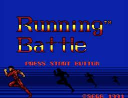 Running Battle