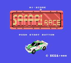 Safari Race
