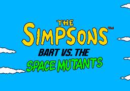 Simpsons, The – Bart vs. The Space Mutants
