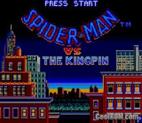 Spider-Man vs. The Kingpin