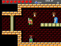 Wonder Boy III – The Dragon's Trap