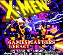 X-Men – Gamemaster's Legacy