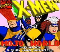 X-Men – Mojo World